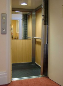Care-Home Lift Installation After